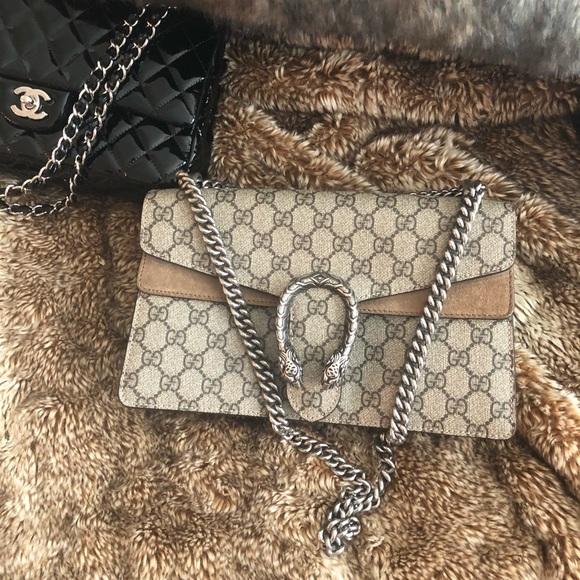 a86c129b8fb6 Gucci Bags   Dionysus Medium Gg Shoulder Bag   Poshmark